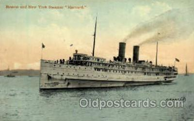 shi008323 - Boston & New York Steamer Ship