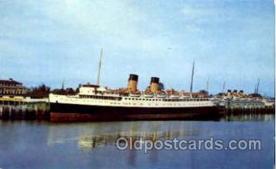 shi008454 - SS. Princess Marguerite Steamer Ship Postcard Postcards