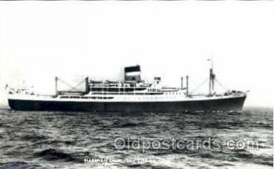 shi008473 - Ellerman Lines S.S. City Of York Steamer Ship Postcard Postcards