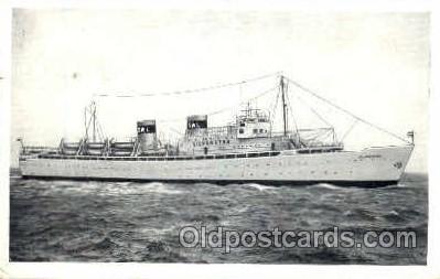 shi008506 - SS Silverstar, Infornal Cruise Steamer Ship Postcard Postcards