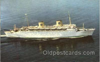 shi008540 - MS Kungsholm Steam Ship Postcard Postcards