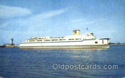 shi008554 - Ferry Princess Anne Steam Ship Postcard Postcards