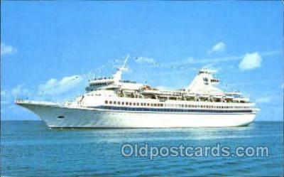 shi008581 - Royal Caribbean Steam Ship Postcard Postcards