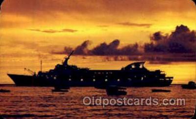 shi008582 - Princess Cruises Italia Steam Ship Postcard Postcards