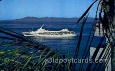 shi008584 - Princess Cruises Italia Steam Ship Postcard Postcards