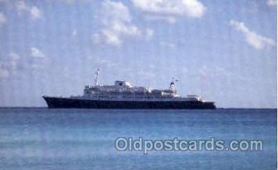 shi008607 - S.S. Bermuda Star Steam Ship Postcard Postcards