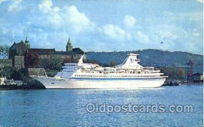 shi008620 - Royal Caribbean Lines Steam Ship Postcard Postcards