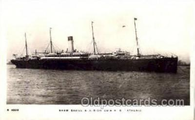 shi008664 - Shaw Saville & Albion Co's SS