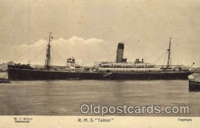 shi008666 - RMS Tainui Steamer Ship Ships Old Vintage Postcard Postcards