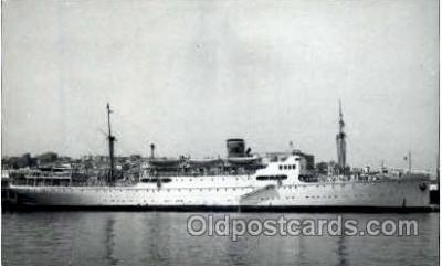shi008727 - Filippo Guinuni?  Steamer Ship Ships Old Vintage Postcard Postcards