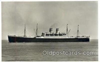 shi008775 - Hamburg - Amerika Linie, Deutschland Steamer Ship Ships Old Vintage Postcard Postcards