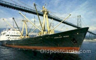 shi008780 - MV Northland Prince Steamer Ship Ships Old Vintage Postcard Postcards