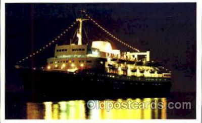 shi008830 - SS Bermuda Star Steamer Ship Ships Old Vintage Postcard Postcards