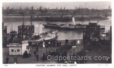 shi008855 - Pleasure Steamers Steamer Ship Postcard Postcards
