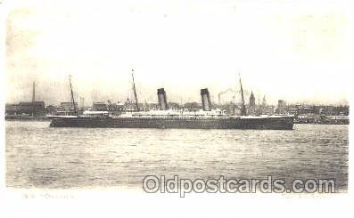 shi008860 - SS Oceanic Steamer Ship Postcard Postcards