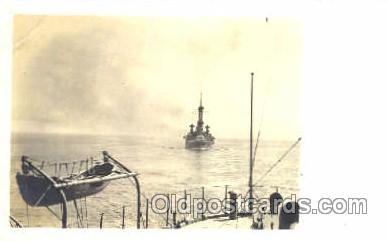 shi008872 - USS Oklahoma Steamer Ship Postcard Postcards