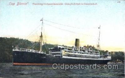 shi008927 - Cap Blanco Steamer Ship Ships Postcard Postcards