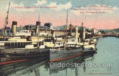 shi008968 - La Basse Normandie Pittoresque Steamer Ship Ships Postcard Postcards