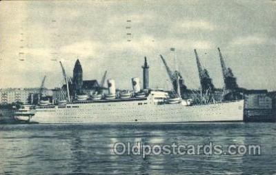 shi009068 - M.S. Gripsholm Steamer Ship Ships Postcard Postcards