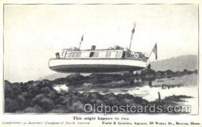 shi009082 - Steamer Ship Ships Postcard Postcards