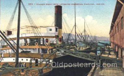 shi009095 - Steamer Ship Ships Postcard Postcards
