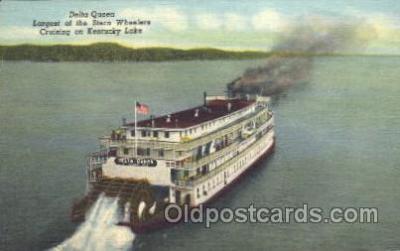 shi009113 - Delta Queen Steamer Ship Ships Postcard Postcards