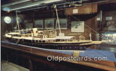 shi009292 - Carillon Park, Danyton, Ohio, OH USA Steam Ship Postcard Post Cards