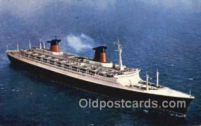 shi009616 - Le Havre, France Steam Ship Postcard Post Cards