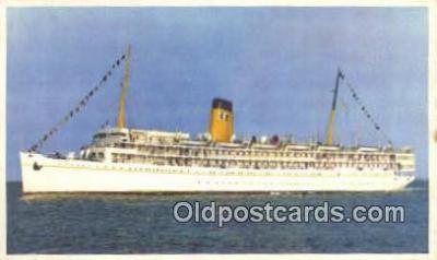 shi009644 - SS Florida, Miami, Florida, FL USA Steam Ship Postcard Post Cards
