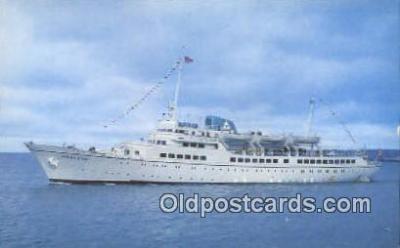 shi009646 - The Polar Star, Alaska, AK USA Steam Ship Postcard Post Cards