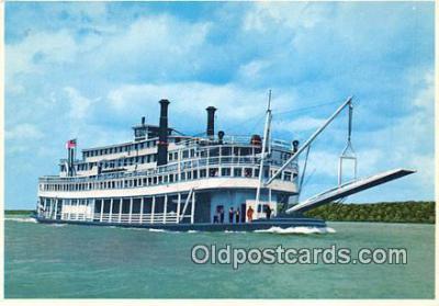 shi009976 - Ferry Boat Postcard