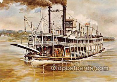 shi009979 - Ferry Boat Postcard