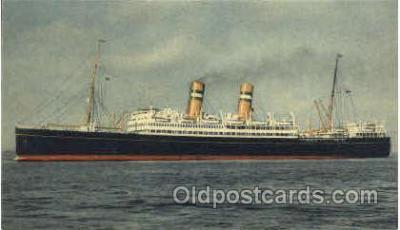 shi010035 - S.S. Veendam, Holland - America Line Postcard Postcards