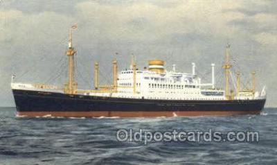 shi010143 - MV Westerdam Holland - America Line, Steamer, Steam Boat, Ship Ships, Postcard Postcards