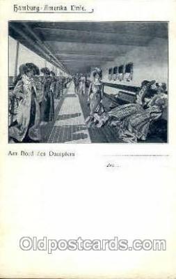 shi011049 - Hamburg -Amerika Line