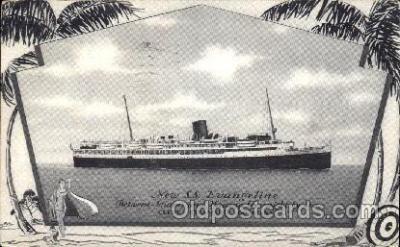 SS Evangeline