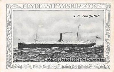 SS Iroquois