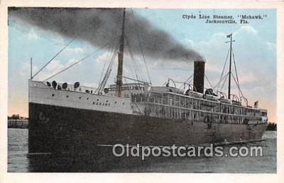 Clyde Line Steamer, McHawk
