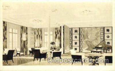 shi017031 - M.S. Argentina Maru O.S.K Line Ship Postcard Postcards