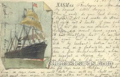 shi020160 - Briefkaart Sail Boats, Sailing, Ship Postcard Postcards