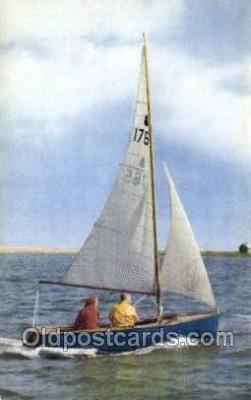 shi020199 - GP Fourteen Sail Boats, Sailing, Ship Postcard Postcards