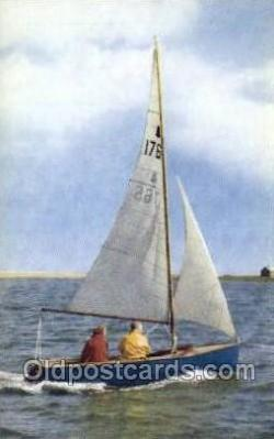 shi020200 - GP Fourteen Sail Boats, Sailing, Ship Postcard Postcards