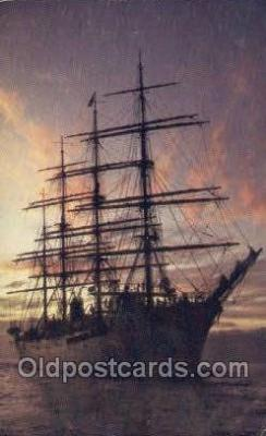 shi020206 - Nippon Maru Sail Boats, Sailing, Ship Postcard Postcards
