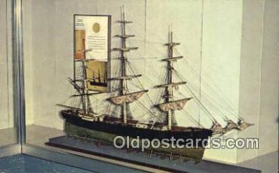 shi020681 - Sovereign Of The Seas, Chicago, Illinois, Il USA Sail Boat Postcard Post Card