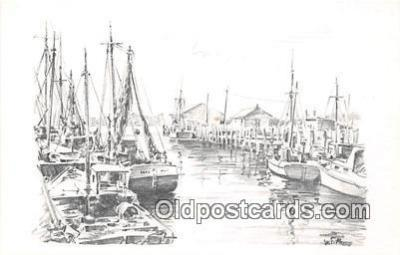 shi020784 - Jas F Murray Ship Postcard Post Card