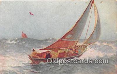 shi020853 - Ship Postcard Post Card