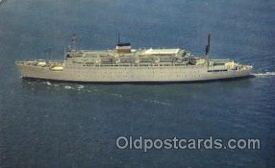 shi023006 - SS Atlantic American Export Line, Lines Ship Ships Postcard Postcards