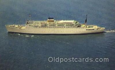 shi023008 - SS Atlantic American Export Line, Lines Ship Ships Postcard Postcards