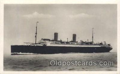 shi035038 - Columbus Norddeutscher Lloyd Ship Ships Postcard Postcards