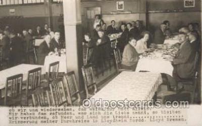 shi035533 - Norddeutscher Lloyd, Breman, Ship Postcard Postcards